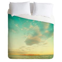 Happee Monkee Paradise Island Duvet Cover   DENY Designs Home Accessories