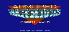 Retro Rewind: ABC's of Arcades: Armored Warriors - http://30plusgamer.com/retro-rewind-abcs-of-arcades-armored-warriors/