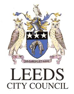 coat of arms symbols meanings and pictures | Leedscitycouncil.png