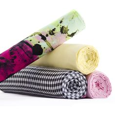 not-too-typical swaddle blankets.