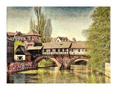 Oldrobel's Fotoreise: Nuremberg Henkerturm