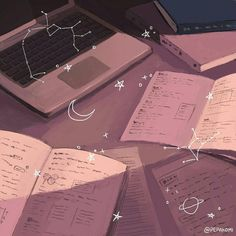 Anime Scenery Wallpaper, Aesthetic Pastel Wallpaper, Cute Anime Wallpaper, Aesthetic Backgrounds, Cartoon Wallpaper, Aesthetic Wallpapers, Aesthetic Themes, Aesthetic Images, Pink Aesthetic