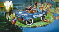 Wim Bals : De luxe car