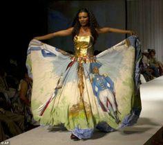 Haiti fashion week -2012