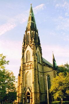 St Joseph's  Roman Catholic Church--Detroit MI