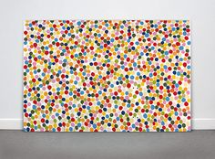 Tate Modern – Damien Hirst: Retrospective Exhibition   London
