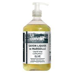 Jabón de Marsella líquido de Aceite de Oliva