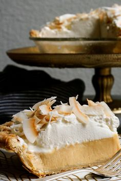NYT Cooking: This recipe came to The Times in a 2010 article about Valerie Confections, a Los Angeles bakery that specializes in vintage desserts with a California provenance. This spectacular pie is an adaptation of one that was served at Bullock's Wilshire, a luxury department store in Los Angeles, popular in the '20s, '30s and '40s, that had a number of celebrity clients including Mae West, Marlene Dietrich, Greta Garbo and Clark Gable.