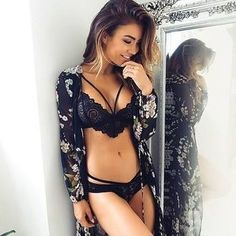 #bralette #bra #girly #underwear #black #instalook #lingerieset #outfitiftheday #fashionaddict #girlystyle #girl #lingerie #ootd #instaglam #lace #lookoftheday #girly #instalooks #style #outfit #dressy #woman #women #instamode #mylook #fashiondiaries #trendy #ladies https://goo.gl/wujGKf