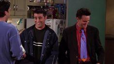 Friends Funny Moments, Joey Friends, Friends Scenes, Friends Episodes, Friends Cast, Friends Gif, I Love My Friends, Friends Show, Friends Series Quotes
