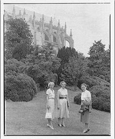 Vintage College Photographs - Students