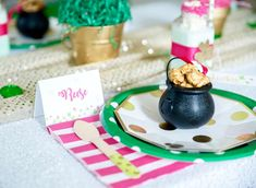 Stay Golden St. Patrick's Day Party Ideas
