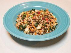 Lentil Grain Salad from Nutrition Action Newsletter
