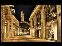 Eli Maor's, General Manager Mamilla Hotel, Jerusalem, Israel Q&A! Designed by Moshe Safdie!