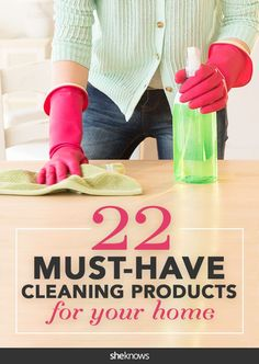 The 22 best cleaning products that practically do the work for you: Miracle in a bottle