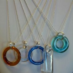 Simple  necklaces...$38....pick your color...fresh inventory at Splurges today!