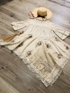 Boho Outfits, Vintage Outfits, Shabby Chic Outfits, Shabby Chic Dress, Mori Girl Fashion, Boho Fashion, Shabby Chic Clothing, Shabby Chic Tops, Bohemian Clothing