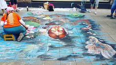 """""""7. Internationales Streetart Festival Wilhelmshaven 🖌🎨🖼 Sonntag, 06.08.2017 ... kurz vor der 18 Uhr Entscheidung ... Wer ist der beste Streetart-Künstler 2017. ____________________________________________ #meandmy #selfie  #weekend #sunday #streetartfestival2017 #missboo  #style #streetartfestival #love #streetart #instagood #instalike  #instadaily #strassenkunst #international #whv #wilhelmshaven #3d #city #cityphotography #beginning #artpic #cityandcolour #nordsee #travelblogger…"""