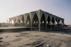 See Oscar Niemeyer's Unfinished Architecture for Lebanon's International Fair Grounds,Theater. International Fairgrounds of Tripoli / Oscar Niemeyer. Image © Anthony Saroufim