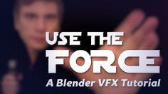 Use the Force! A Blender VFX Tutorial.