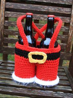 Santa Pants Gift Basket - PDF crochet pattern ONLY…