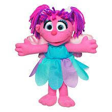 Sesame Street Abby Cadabby Talking Plush CHRISTMAS PRESENT Best Kids Toys