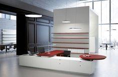 Fantoni – купить офисную мебель итальянской фабрики Fantoni из Италии по низким ценам в PALISSANDRE.ru Office Furniture, Office Desk, Vitra Furniture, Ceo Office, Office Spaces, Under Desk Storage, Modular Office, Oak Desk, White Laminate