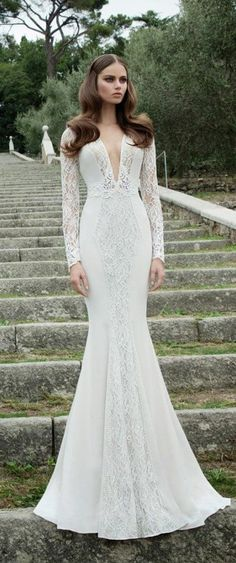 Berta Bridal Winter 2014 Collection (the the sexy skinny bride)