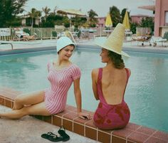 Swimsuits 50's