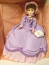 "Vintage Madame Alexander--AGATHA--Portrait-- #2230 --1979-- 21"" Doll--NEW IN BOX"