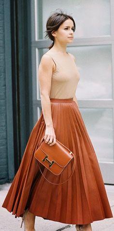 New York #Fashion #Week SS 2014....miroslava by Vanessa Jackman
