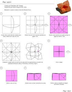 Falk Brito Origami: Janeiro 2012