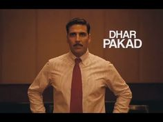 """Here is the OFFICIAL video of the sensational song """"Dhar Pakad"""" of the much awaited upcoming movie 'Special Chabbis' starring Akshay Kumar, Manoj Bajpayee an. Anupam Kher, Songs 2013, Latest Music Videos, Akshay Kumar, Movie Releases, Upcoming Movies, Salman Khan, Stay Tuned, February"""