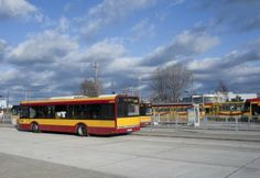 Piaseczno utrudnienia w ruchu autobusów