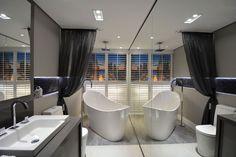 Casa Cor Rio Grande do Sul - 2014: Sala de Banho por Marcelo John.