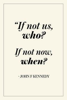 The Best JFK Quotes Of All Time  - TownandCountryMag.com