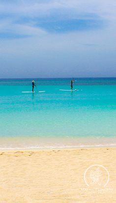 West Bay Beach! #Roatan