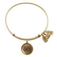 c83400dfca Pink/Silver/Blue Family Grandma Bracelet Shiny Full Crystal Heart ...