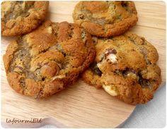 cookies dattes et noisettes