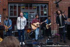 Kollektiv22 bei den Knust Acoustics 2016 - Soundhelden | Hamburgs Musikpinnwand