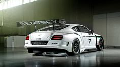 The Bentley Continental GT3 race car. To keep up to date visit http://www.BentleyMotorsport.com.