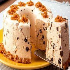Deliciosa receita de Bavaroise de doce de leite »