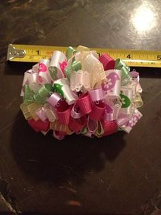 Come check out these hand made items at https://www.facebook.com/oneofakindhairbows Can send me a message on that page as well :)