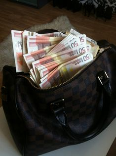 Money just shows up for me--its magic