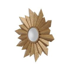 Gold Stainless Steel Mirror
