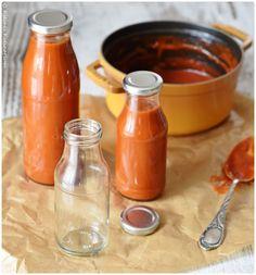 Hausgemachte BBQ Sauce ist perfekt für die Grillsaison. Am besten gleich die doppelte Portion machen um genug auf Vorrat zu haben.