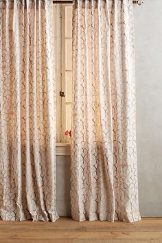 $88 Wakefield Curtain - anthropologie.com