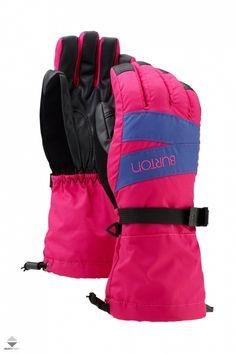 Rękawice Snowboardowe Dziecięce Burton Girls Glove