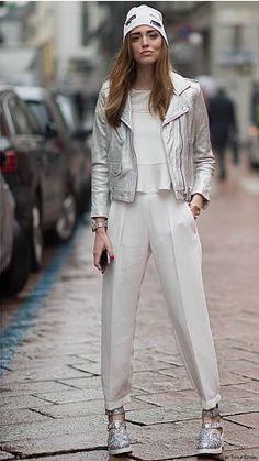 Chiara Ferragni #StreetStyle