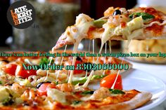 Jaipur ! Hot n  Delicious Pizza at your doorstep call on 8302066000 online order - www.latenightbites.in Timing 8 PM to 4 AM